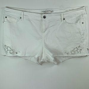 Torrid Denim Jeans Shorts